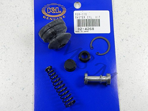 Replace Rear Brake Cylinder - 80-81 HONDA GL1100 GOLDWING K&L REAR BRAKE MASTER CYLINDER REBUILD KIT 32-4268
