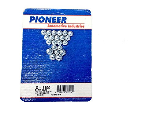 - Pioneer S1100 Oil Pan Bolts