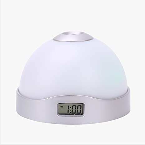 ANDE Reloj Despertador Proyector Digital, Pantalla LED ...