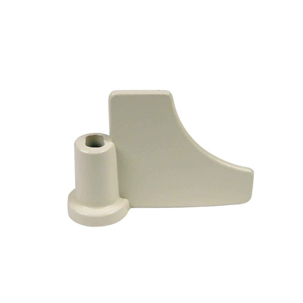 Unold con revestimiento de cerámica gancho para amasar para back Master Extra 68511 hornear pan máquina (6851172)