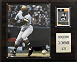 MLB Roberto Clemente Pittsburgh Pirates Player Plaque