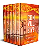 Convulsive Box Set: A Pandemic Survival Near Future Thriller (Complete Parts 1-5)