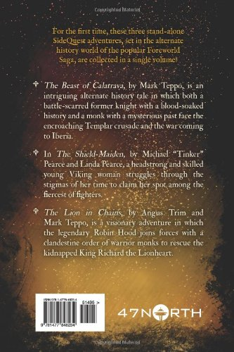 SideQuest Adventures No  1 (The Foreworld Saga): Mark Teppo
