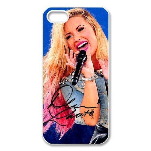Designed Demi Lovato Signature Iphone 5S 5 Case Cover Best Durable Case