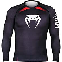 Venum Long Sleeve No GI IBJJF Approved Rash Guard
