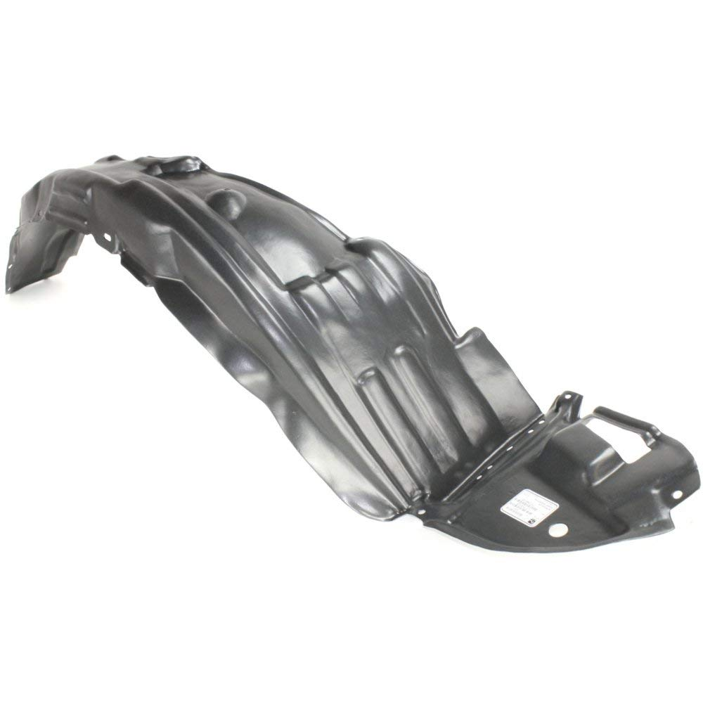Fender Liner Compatible with 2003-2008 Toyota Matrix Front Left & Right Side Set of 2 by Evan Fischer (Image #3)