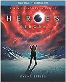 Heroes Reborn:  Event Series [Blu-ray + Digital HD] (Sous-titres français)