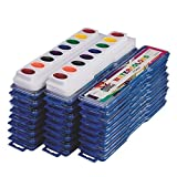 S&S Worldwide 43261-26426 Watercolor Mega Pack (Pack of 36)