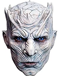 f7f0dfad41 Men s Game of Thrones-Night s King White Walker Men s Full Head Mask