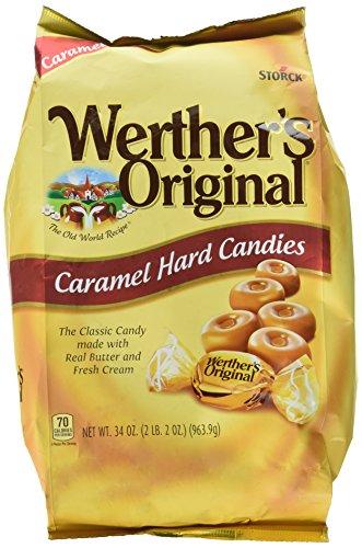 Werther's Original Hard, 34.0 oz Bag