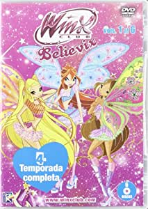 Winx Club 4ª Temporada [DVD]
