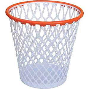 Basketball Hoop Waste Basket Home Kitchen