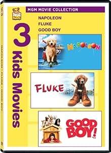 Kids Movies Three-Pack (Good Boy / Fluke / Napoleon)