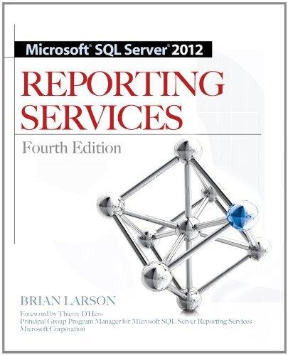 Download Microsoft SQL Server 2012 Reporting Services 4/E Pdf