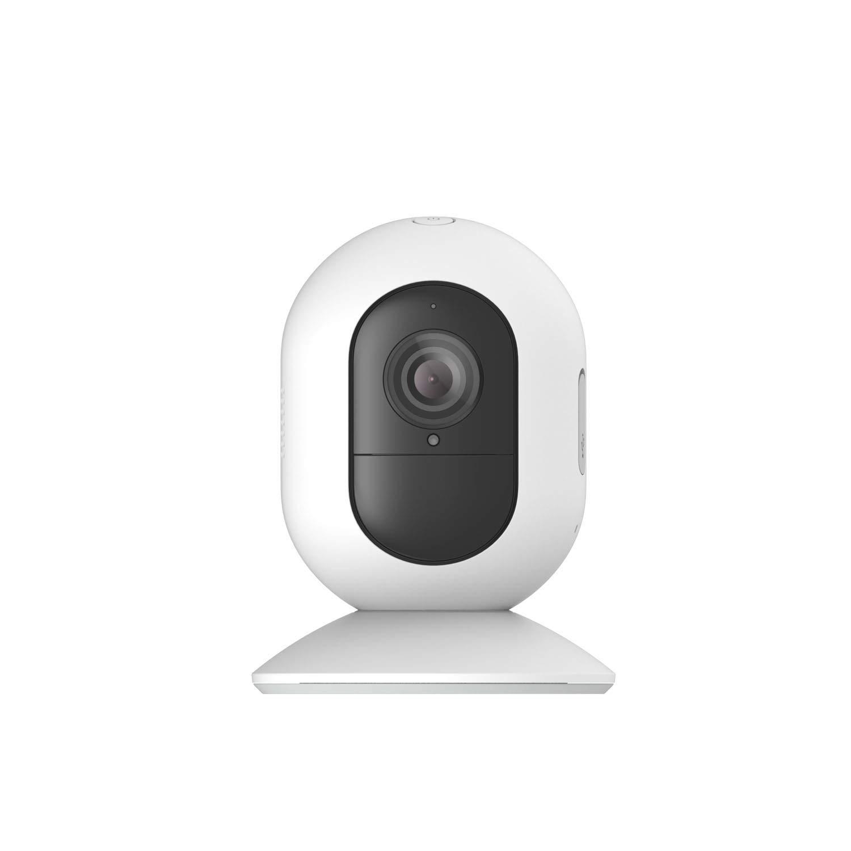kabellose IP-65 Au/ßen-Innenkamera 2-Wege-Audio und Cloud-Speicher Bewegungserkennung Kami 1080p Wire-Free Sicherheitskamera Kit Nachtsicht