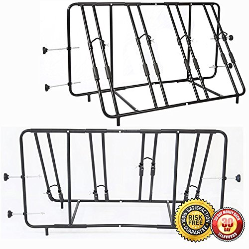 Price comparison product image New Adjustable Truck Pick Up Bed Bike Rack Carrier Stand Box For Bicycles