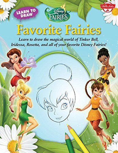 (By Disney Storybook Artists Learn to Draw Disney's Favorite Fairies: Learn to draw the magical world of Tinker Bell, Silver Mist)