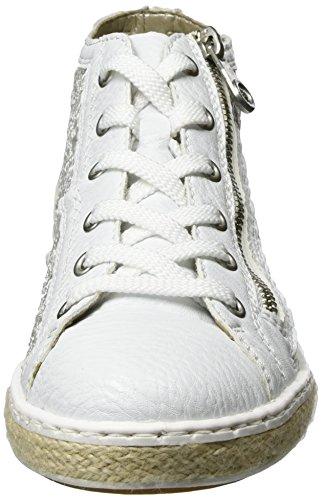 Hautes Rieker Sneakers M8505 M8505 Sneakers Femme Hautes Rieker Femme 7Rt4aq