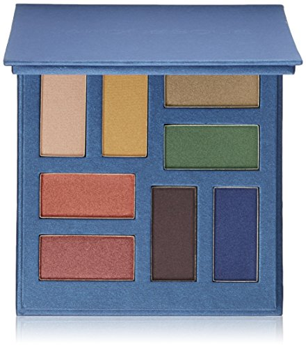 JAPONESQUE Velvet Touch Metals Eye Shadow Palette