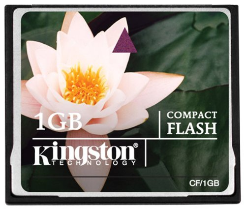 Kingston Technology 1024 MB CompactFlash Memoria Flash 1 GB ...