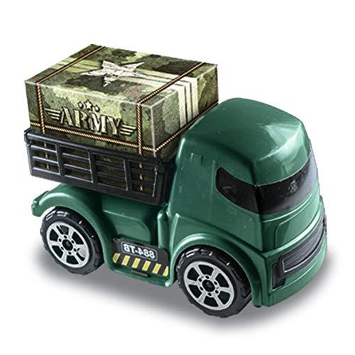 Caminhão Loneiro Militar Zucatoys Verde