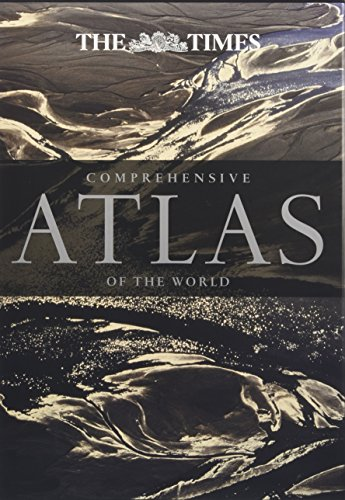 The Times Comprehensive Atlas of the World (The Times Atlases)|-|0007551401