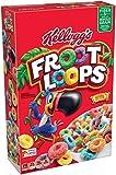 Kelloggs Froot Loops 481g 17 oz