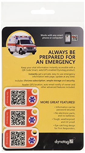 Dynotag Enabled Smart Mini Emergency product image