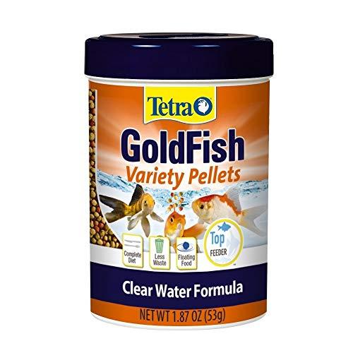 TetraFin Goldfish Variety Pellet Food