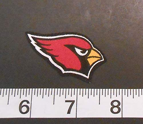 NFL Arizona Cardinals Angry Bird Emblem Insignia Iron On Sew Badge Patch Logo DIY -