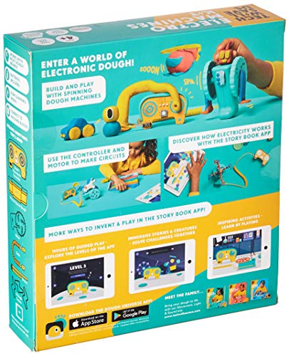 Tech Will Save Us Electro Machines Kit Ages 4 and up Educational Steam Toy