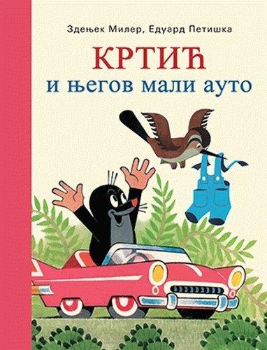 Read Online Krtic i njegov mali auto PDF