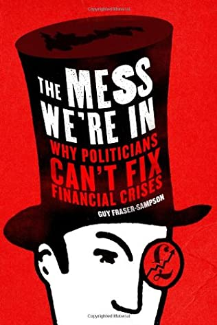 book cover of The Mess We\'re In