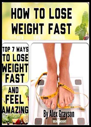 how to drop weight fast for men