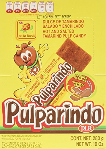 De La Rosa Candy Bar Pulparindo
