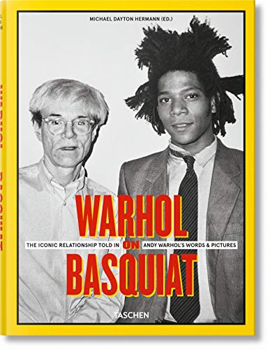 Warhol on Basquiat: The Iconic Relationship Told in Andy Warhol's Words and Pictures (Multilingual Edition)
