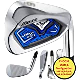 Complete Sellection-Mizuno JPX-850 Iron Set- (Right or Left) (Steel or Graphite or Custom) (Lady or Man) (4,5,6,7,8pcs)