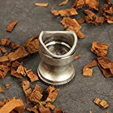 CIGARISM Copper Creative Cigar Rest Stand Ashtray