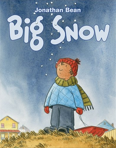 Big Snow (The Big Snow By Berta And Elmer Hader)