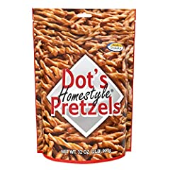 Dot's Homestyle Pretzels are a special family snack created many years ago by Dot in her home kitchen. No matter what the occasion, Sunday football games or fun family get- togethers, you would find Dot wearing her oven mitt, pulling a batch ...