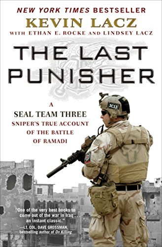 Great Book American Afghan (The Last Punisher: A SEAL Team THREE Sniper's True Account of the Battle of Ramadi)