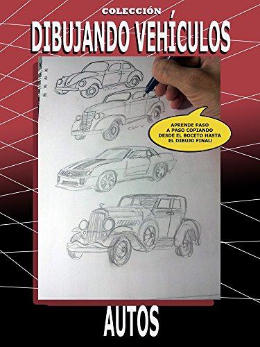 (Dibujando vehículos: como dibujar autos de comic (Spanish Edition))