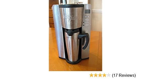 81dc47eb8d1 Amazon.com: Starbucks Barista Aroma Solo Home Brewer: Starbucks Barista  Coffee Maker: Kitchen & Dining