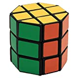 BigWorld Shaped Third-order Distortion Octagonal Cylinder Rubik's Cube Educational Toys