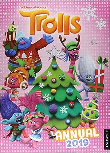 Trolls Christmas Special 2019 Trolls Annual 2019: 9781405291217: Amazon.com: Books