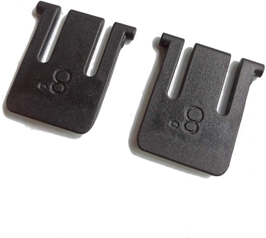 BIlinli 2Pcs Keyboard Bracket Leg Stand for logitech K220 K360 K260 K270 K275 K235 Keyboard Repair Parts