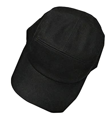X-blue Shield Hat - EMF Shield Cap - Basic Black: Amazon co