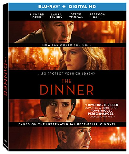 Blu-ray : The Dinner (Widescreen, , Digital Theater System, AC-3, Digitally Mastered in HD)