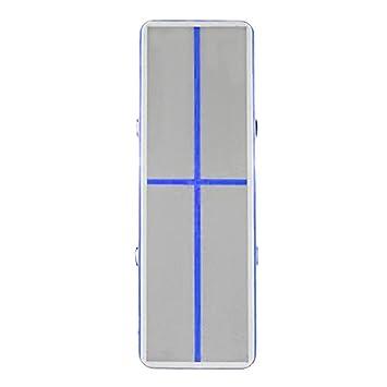 Amazon.com: Hinchable Colchoneta de gimnasio, 3mx1mx10 cm ...
