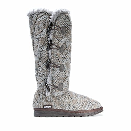 MUK LUKS Fashion Boots Women's Grey Felicity qZAvpaq